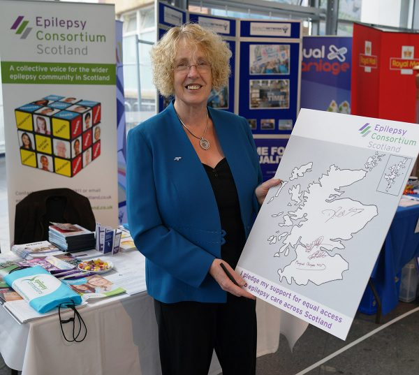 Margaret Burgess MSP 27 ECS party conferences