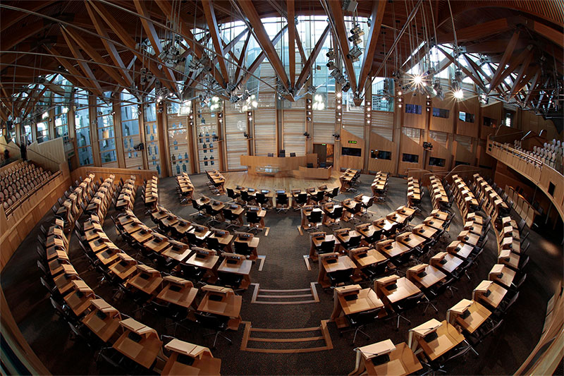 scottish parliament